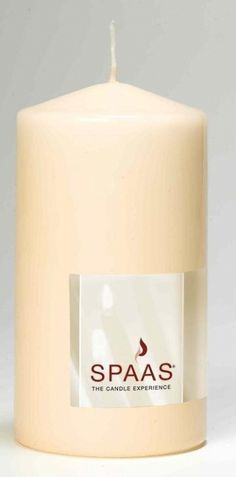 Yate Supplies - Product List - Pillar Candles - Pillar Candle Ivory 15 x Product List, Pillar Candles, Ivory, Products, Gadget, Candles