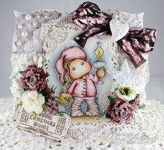 Live & Love Crafts' Inspiration and Challenge Blog: Loving Christmas Wishes