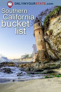 Travel California Attractions USA Southern California Day Trips Things To Do Adventure Places To Visit SoCal Outdoors National Monument Bucket List SoCal Bucket List Road Trips San Diego Sea Cave Laguna Beach Beaches California Camping, California Vacation, Southern California Attractions, Huntington Beach California, Newport Beach California, Carlsbad California, Orange County California, California Destinations, Long Beach California