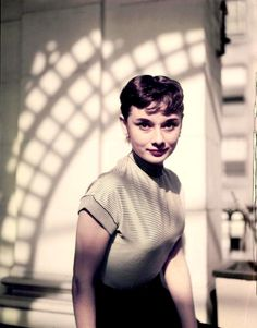 Audrey Hepburn.... { Young ...}