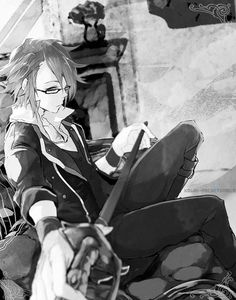 Fushimi Saruhiko | K-Project #anime