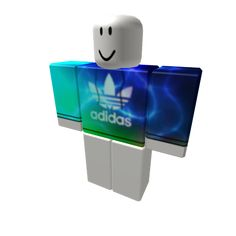 Customize your avatar with the 🔥𝐎𝐑𝐈𝐆𝐈𝐍𝐀𝐋🔥Rainbow Electric Adidas Hoodie and millions of other items. Mix & match this shirt with other items to create an avatar that is unique to you! Adidas Hoodie, Nike Shirt, Camisa Nike, Roblox Generator, Blue Sword, Roblox Animation, Roblox Shirt, Roblox Codes, Roblox Pictures