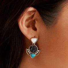 Capri Convertible Post Drop Earrings | Chloe + Isabel