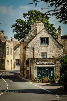 Northleach, Cotswold, Gloucestershire, England