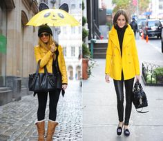 Blog Nathy Says: Style:Rainy Day