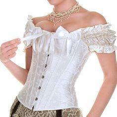 Ninguna prenda moldea la figura como los corsets. La silueta femenina se dibuja con formas más atractivas, reduciendo la cintura y marcando el busto. En HADABELLA encontrarás los corsets adecuados para ti. Te verás espectacular con nuestros corsets para resaltar figura y reducir cintura