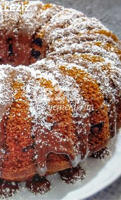 Cake Recipes, Snack Recipes, Snacks, Most Delicious Recipe, Crochet Baby Shoes, Doughnut, Food And Drink, Yummy Food, Cook