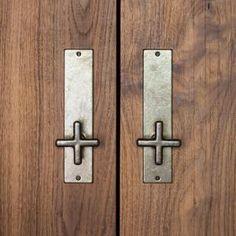 Cross Door Knob | Rocky Mountain Hardware
