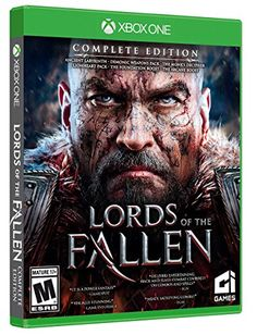 Lords of the Fallen Xbox One Complete Edition *** Find out more about the great product at the image link.Note:It is affiliate link to Amazon.
