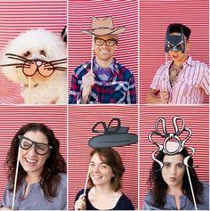 divertidas ideas para fotos Divertidas ideas para fotos en el fotomatón mágico
