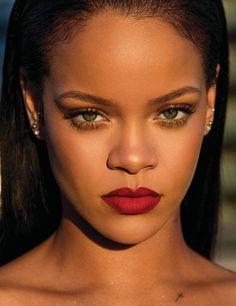 beautiful, model et rihanna image sur We Heart It Rihanna Face, Mode Rihanna, Rihanna Makeup, Rihanna Looks, Rihanna Riri, Rihanna Style, Rihanna Fenty Beauty, Rihanna Fashion, Rihanna Outfits