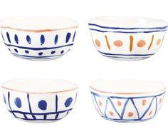 Amsterdam, Style Marocain, Bowl Set, Moroccan, Lemon, Dom, House, Products, Earthenware