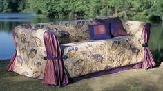 Make a Sofa Wrap - Threads