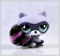 Lps: Raccoon.