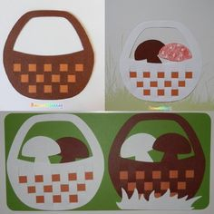 Fall Crafts, Diy And Crafts, Arts And Crafts, Diy For Kids, Crafts For Kids, Diy Paper, Paper Crafts, Sensory Activities, Preschool Crafts