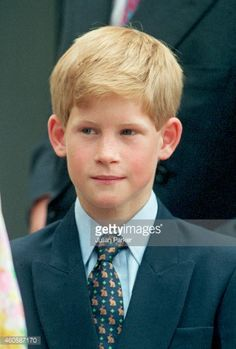 News Photo : Prince Harry at Clarence House to Celebrate Queen...