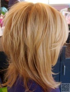 13. #Medium Shag - 38 Hairstyles for Thin Hair to Add #Volume and Texture ... → Hair #Layered