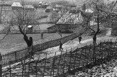 Henri Cartier-Bresson - Romania. 1975.