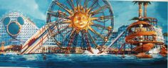 Paradise pier lagoon boat ride? - Page 2