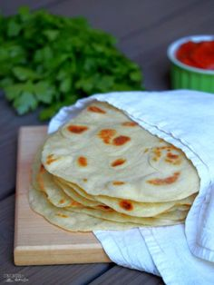 Homemade flour tortillas are so incredibly soft and delicious that you'll wonder how you ever lived without them in your life.