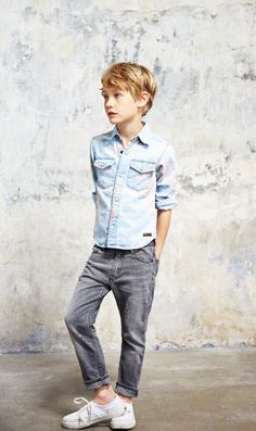 Kids fashion - Finger In The Nose - Spring Summer 2015 Collection