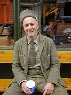 The Grey Style Project - Nigel Cabourn, Covent Garden