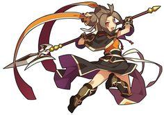 【画戟姫】呂姫 -三国志パズル大戦 攻略Wiki【さんぱず攻略】 - Gamerch