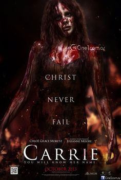Nothing beats the original Carrie movie, but this wasn't a bad remake.