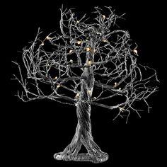 SIRIUS Troll Sølv Lysdekoration