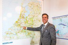 De heer Aart-Jan Moerkerke is de nieuwe burgemeester van Papendrecht. Gefeliciteerd!