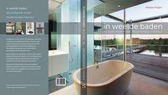 In weelde baden - de badkamer in het Nederlandse interieur | Natasja Hogen
