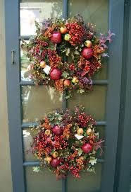 Inviting Thanksgiving Porches by Mohawk Home this one created by Lisa Hallett Taylor