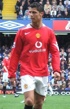 He was signed by Manchester United at the astonishingly young age of sixteen, at more than twelve million pounds for his services.