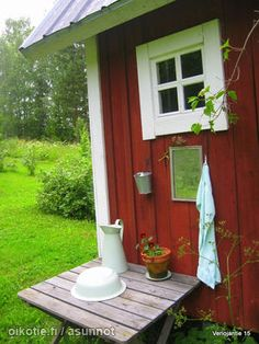 Washing nook / Pesunurkka