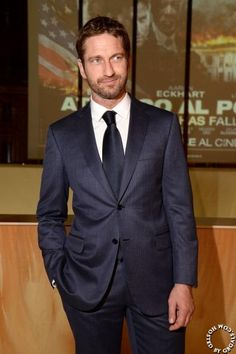 Gerard Butler: Olympus Has Fallen premiere after party - Rome, Italy April 5, 2013