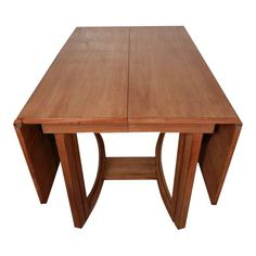 53f69e6f62a0f Walnut Dining Table with Leaves by Milo Baughman for Dillingham 1 ...
