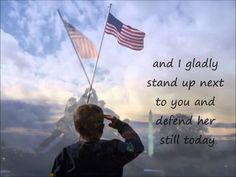 Have a safe and enjoyable day, but remember why we have this holiday... God Bless the U.S.A. lyrics: http://youtu.be/yH61hFsma24