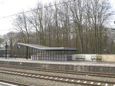 nederlandse stations - Santpoort Noord