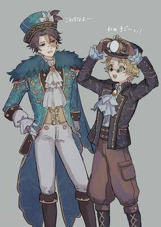 Anime Guys, Manga Anime, Anime Art, Identity Art, Art Reference Poses, Cute Art, Character Design, Kawaii, Fan Art