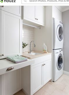Clean & Classic - Traditional - Laundry Room - austin - by CG&S Design-Build