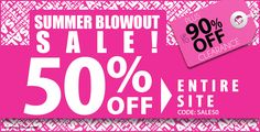 Up to 90% Off Clearance Items (scheduled via http://www.tailwindapp.com?utm_source=pinterest&utm_medium=twpin&utm_content=post10093708&utm_campaign=scheduler_attribution)