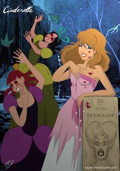 Disney Twisted  Cinderella