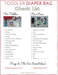 Everything you need to pack in a Toddler Diaper Bag. Toddler diaper bag essentials for a mom and her toddler. Buy Backpack, Diaper Bag Backpack, Diaper Bags, Diaper Bag Checklist, Diaper Bag Essentials, Baby Checklist, Toddler Diaper Bag, Toddler Backpack, Toddler Travel