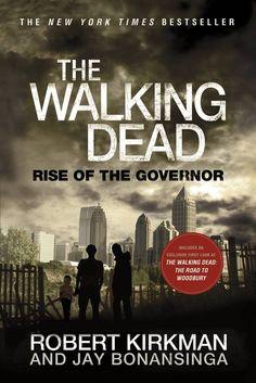 WALKING DEAD NOVEL SC VOL 01 RISE OF GOVERNOR