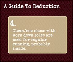 Group of: Sherlock A Guide To Deduction   We Heart It