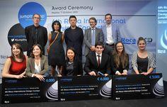 Czas na zwycięzców! W Madrycie odbyła się ceremonia na której przewodniczący jury Ma Yansong wręczenia nagrody naszym laureatom.