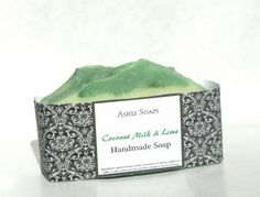 Damask Style Printable Soap Labels