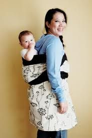 Merry Made Quilts: Tutorial Tuesday Baby Carrier Podaegi