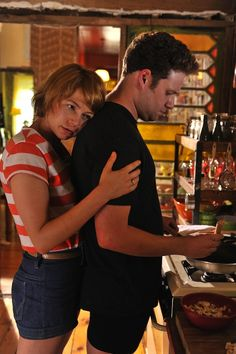 Seth Rogen & Michelle Williams in TAKE THIS WALTZ. On Demand 5/25 and In Theaters 6/29!