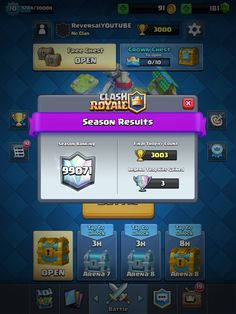 Clash Royale, Ed Game, Royale Game, Chest Opening, Game Guide, Clash Of Clans, Free Books, Decks, Games